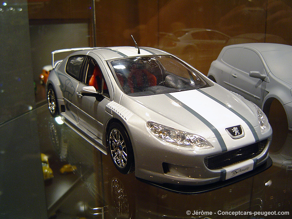 Peugeot 407 Silhouette Solido