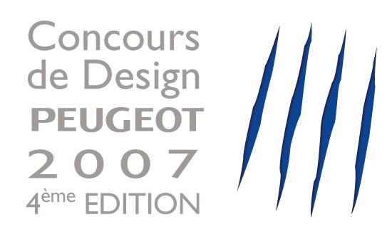 Concours de Design Peugeot 2007