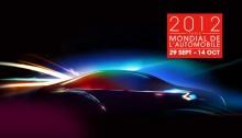 Mondial de l'auto 2012