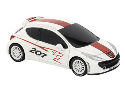 Peugeot 207 RCup - Norev 1/43