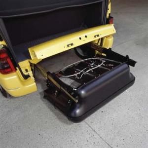Peugeot TAXI PAC Réservoir