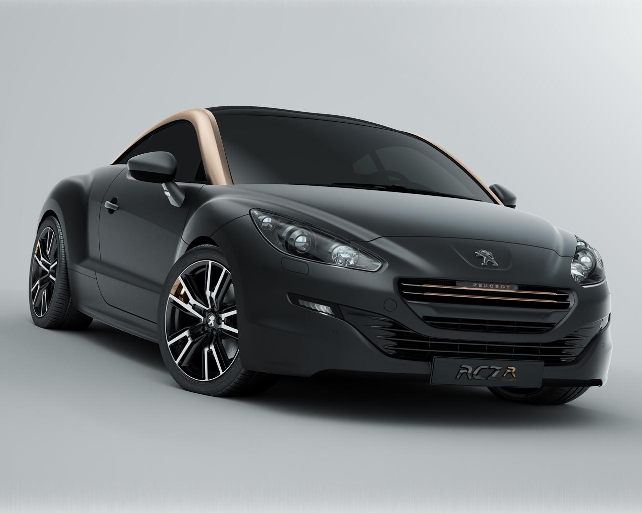 peugeot rcz r concept les concept cars peugeot. Black Bedroom Furniture Sets. Home Design Ideas
