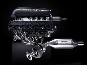MOTEUR Peugeot 908