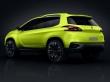 Peugeot 2008 Concept - 2012