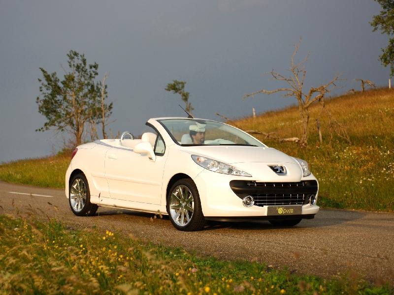2010 Peugeot 207 epure Concept photo - 3