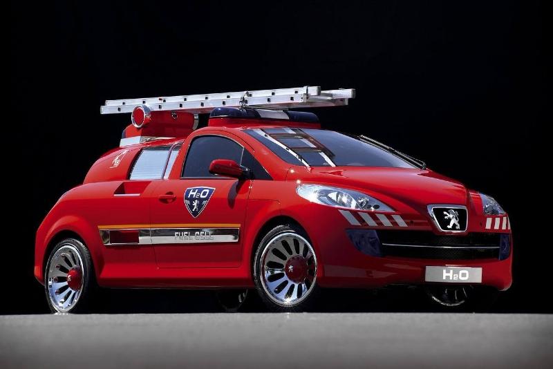 Peugeot H2O - 2002