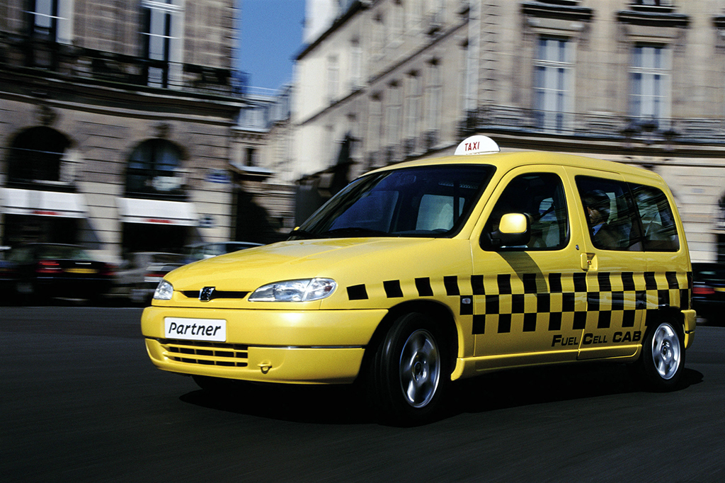 Peugeot Taxi PAC - 2001