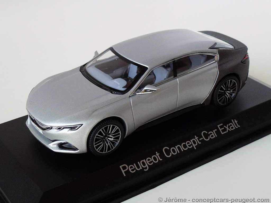 Peugeot EXALT - Paris - miniature