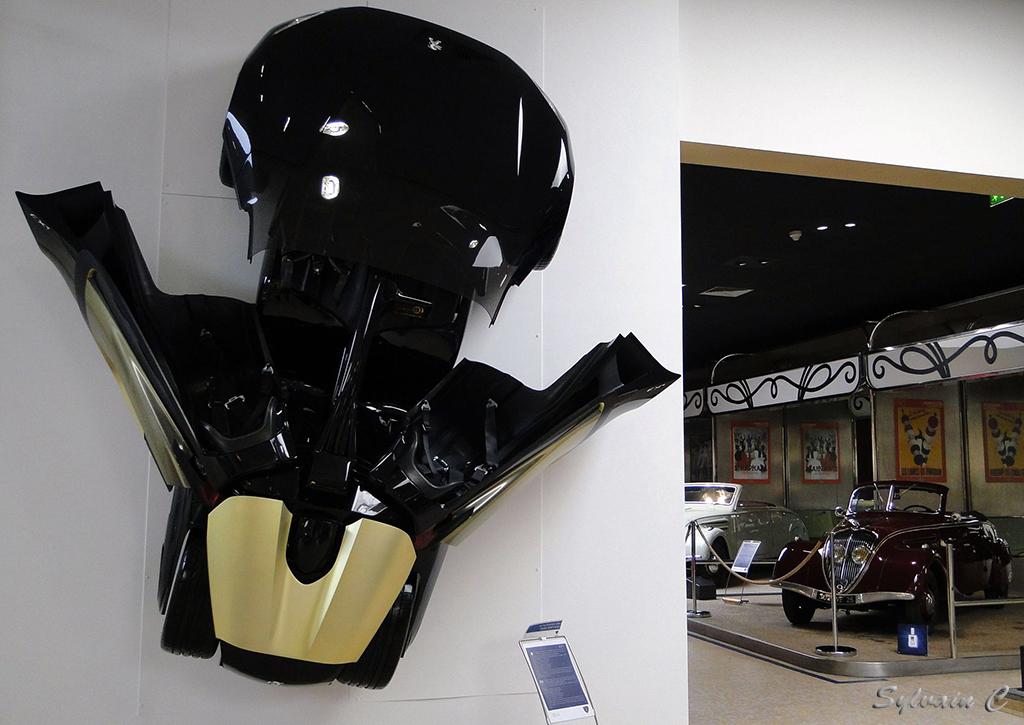 Peugeot EX1 - Exposition 30 ans de concept-cars