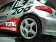 Peugeot 206 WRC - Mondial de l'auto Paris 2002