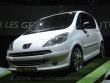 Peugeot 1007 - Mondial de l'auto Paris 2006