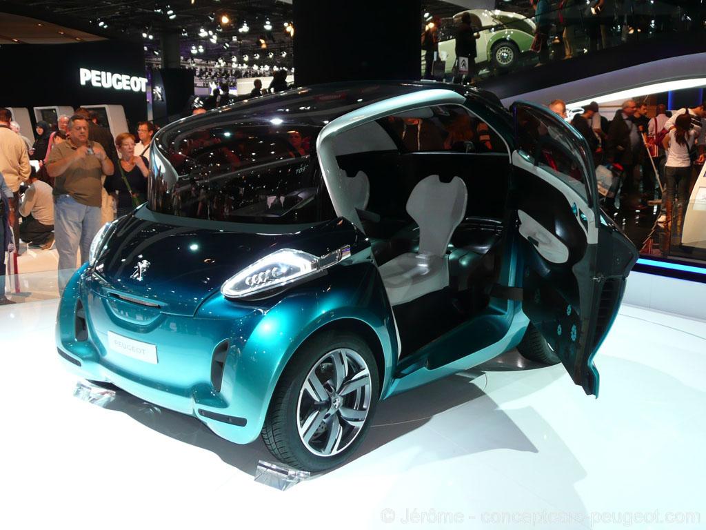 Peugeot BB1 - Mondial de l'auto 2010 Paris