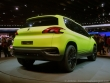 Peugeot 2008 Concept - Mondial de l'auto 2012 Paris