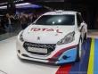 Peugeot 208 Type R5 - Mondial de l'auto 2012 Paris