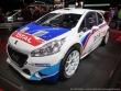 Peugeot 208 T16 - Mondial de l'auto 2014 – Paris